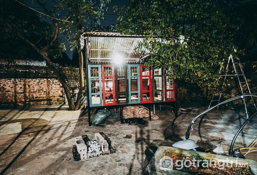 Bơ House homestay Mộc Châu (ảnh internet)