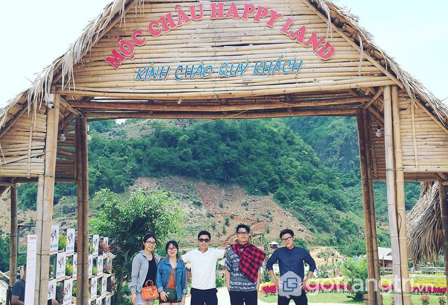 Happy Land homestay (ảnh internet)