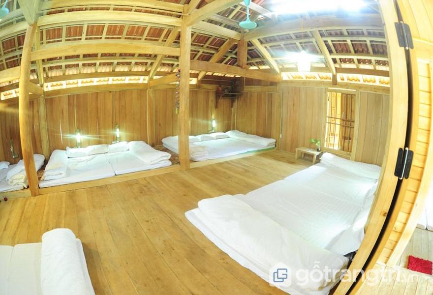 Phòng ngủ tập thể (ảnh internet)