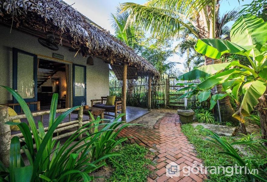 An Bàng Beach Hideaway - Homestay đẹp ở Hội An siêu ấn tượng (ảnh internet)