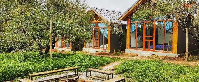 homestay đẹp ở Mộc Châu