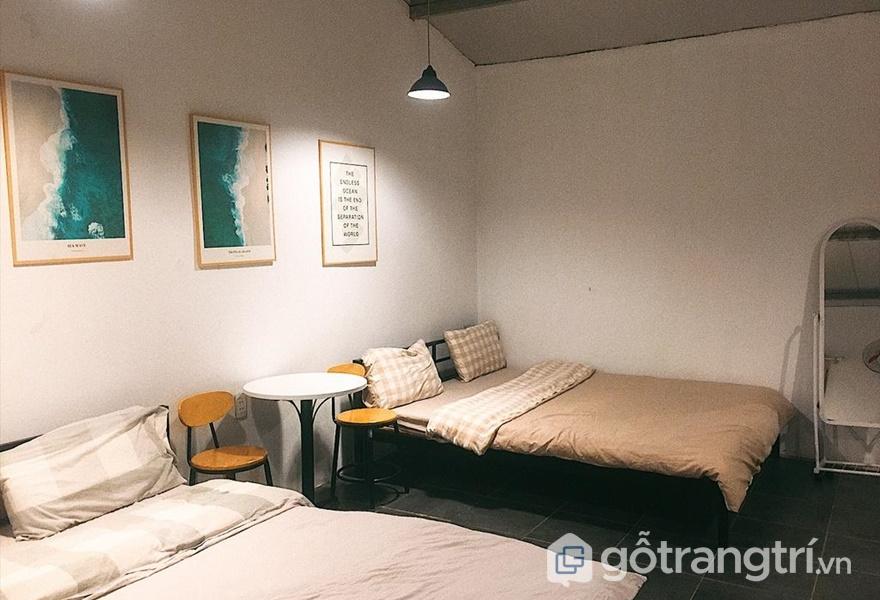 Phòng ở tại homestay (ảnh internet)