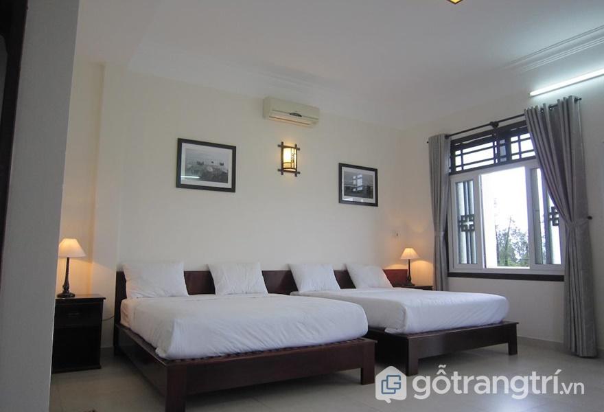 Phòng ở tại Seastar Homestay (ảnh internet)
