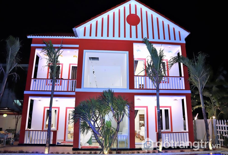 Red House Homestay (ảnh internet)