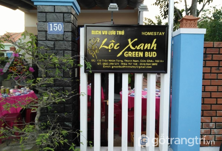 Green Bud Homestay (ảnh internet)