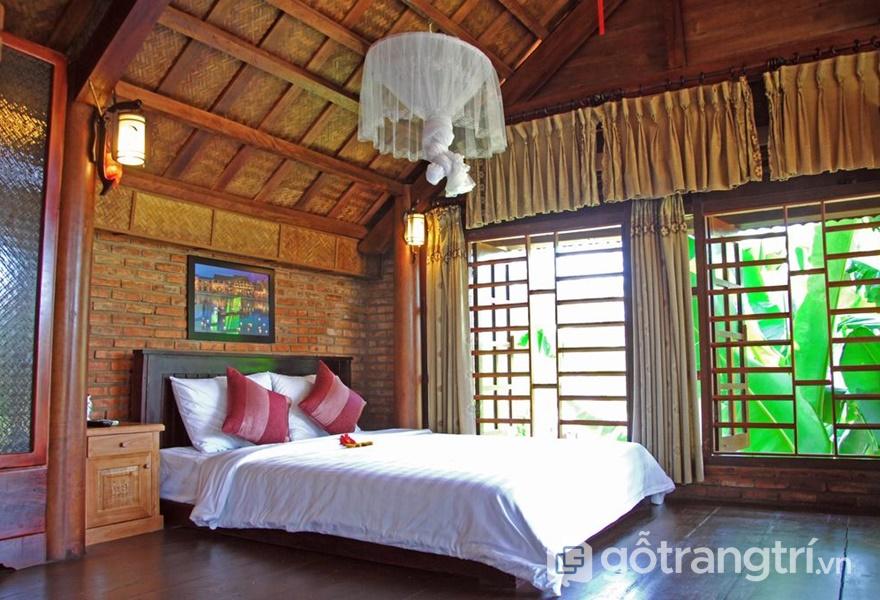Phòng ngủ tại An Bàng Seaside Village (ảnh internet)