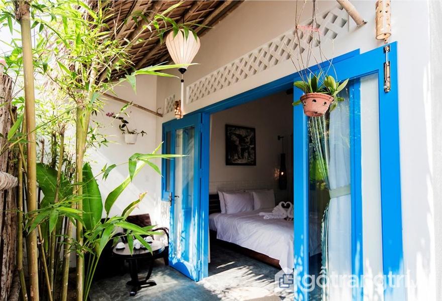 Không gian tại Cashew Tree Bungalow Homestay (ảnh internet)
