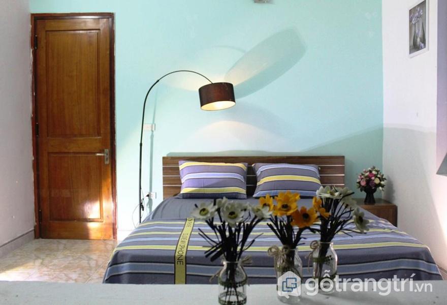 Phòng ngủ tại Cây Thông Villa - ảnh internet