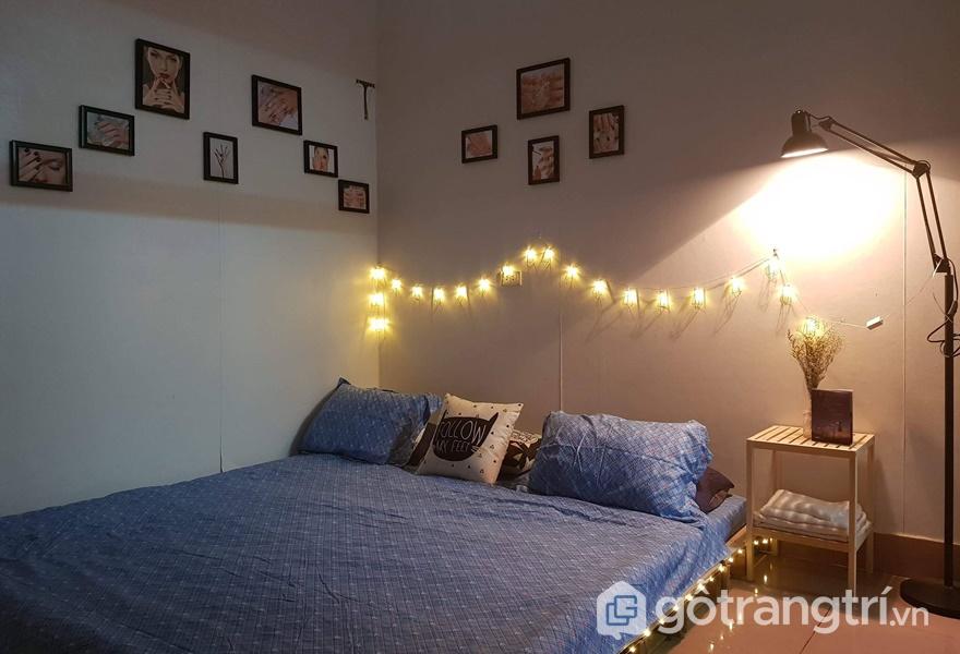 Phòng ngủ siêu lãng mạn - ảnh internet