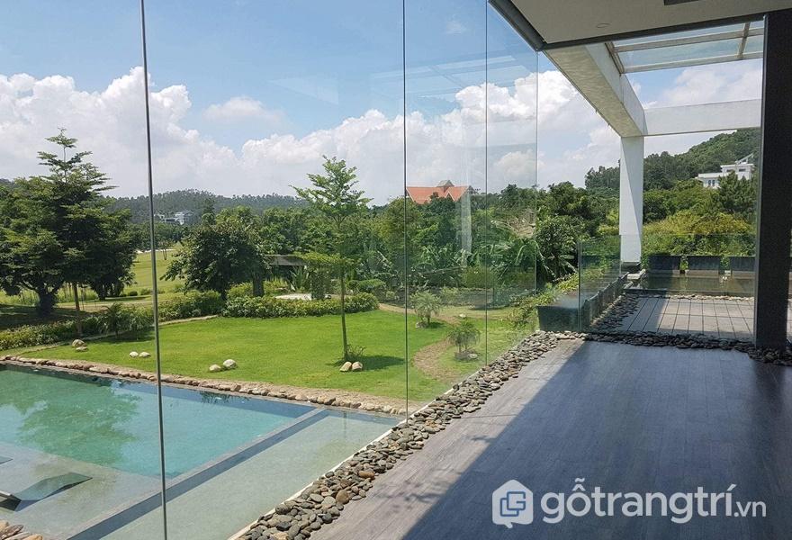 View từ N House (ảnh internet)