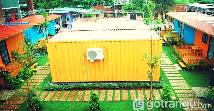 Vũng Tàu homestay container