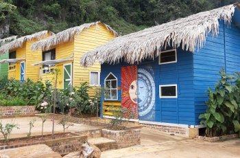 làng homestay mộc châu