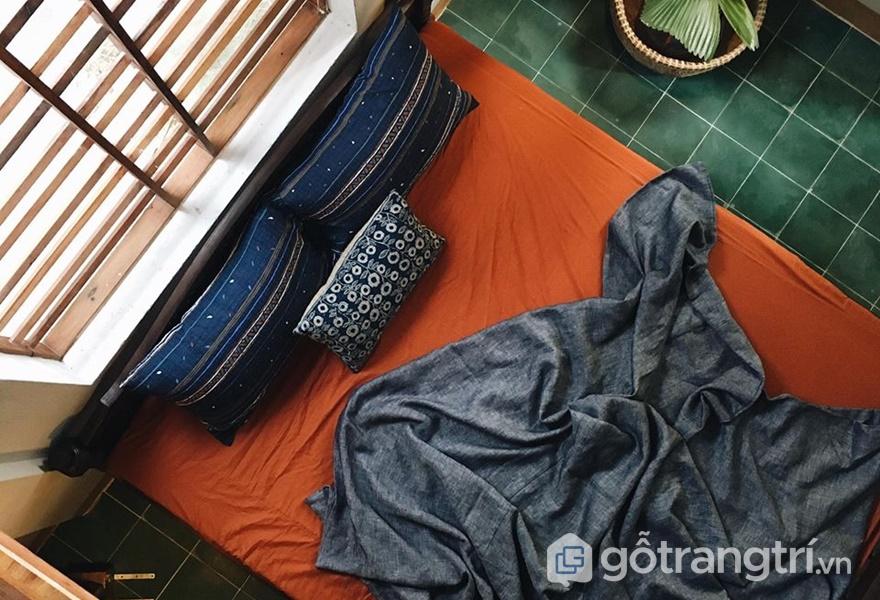 Phòng ngủ tại Le Bleu Annam (ảnh internet)
