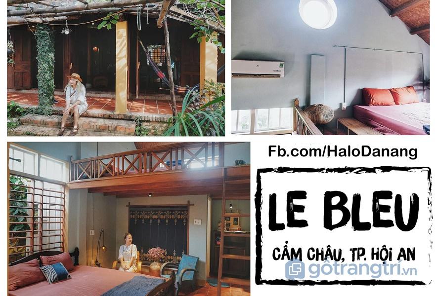 Những hình ảnh tại Le Bleu Homestay Hội An (ảnh internet)