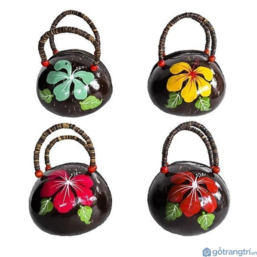 Gáo dừa mỹ nghệ - Sản phẩm tinh hoa bậc nhất của xứ dừa Bến Tre - Ảnh: Internet