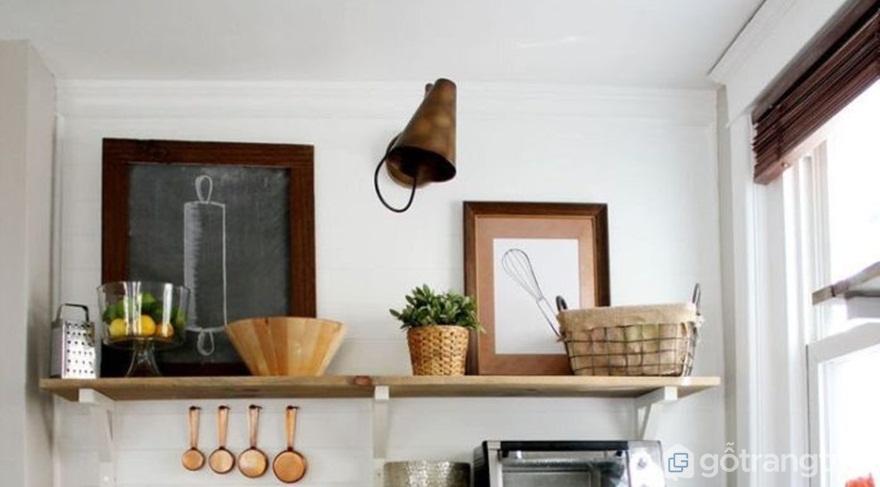 Đèn trang trí phòng bếp gắn tường 01 - Ảnh: Internet