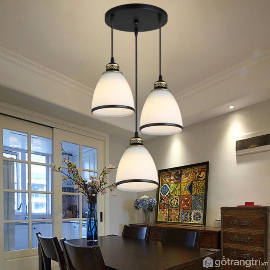 3 tiêu chí quan trọng để chọn đèn trang trí phòng bếp - Ảnh: Internet