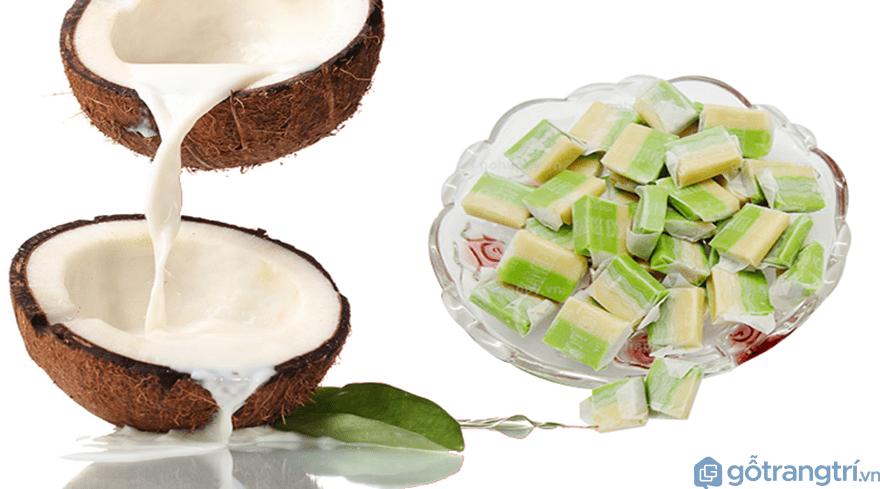 Kẹo dừa - Ảnh: Internet