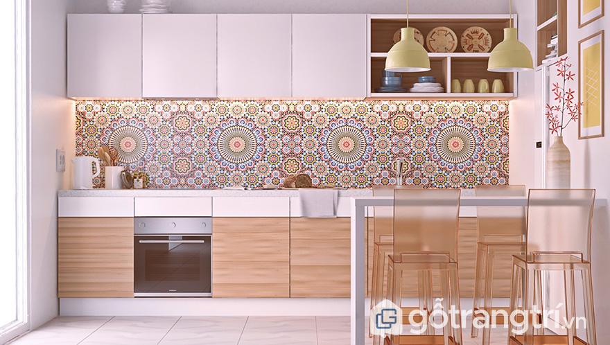 Mẫu phòng bếp đẹp