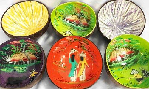 Tìm hiểu mỹ nghệ dừa Bến Tre và các sản phẩm thủ công mỹ nghệ từ dừa