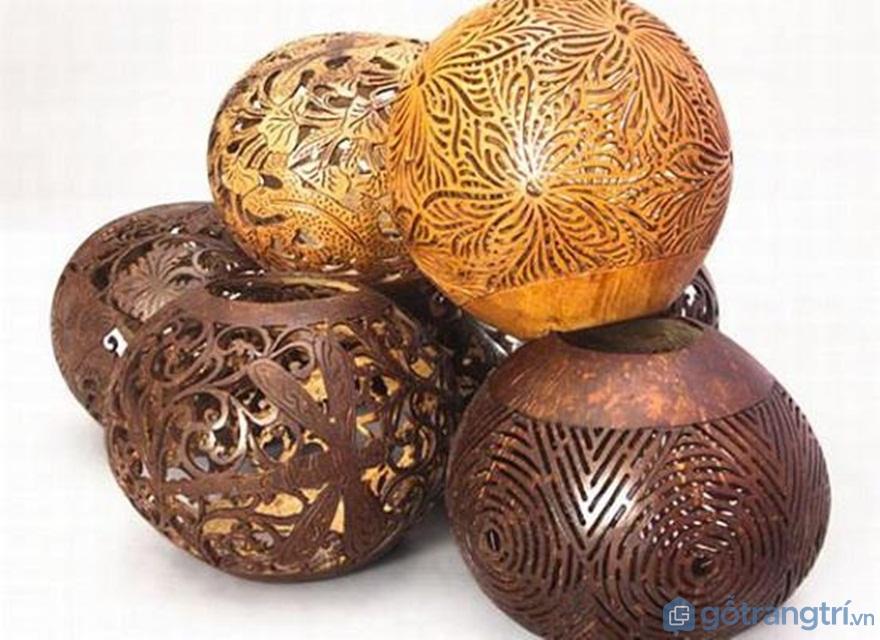 5 lợi ích vô cùng tuyệt vời từ đồ mỹ nghệ bằng dừa có thể bạn chưa biết - Ảnh: Internet