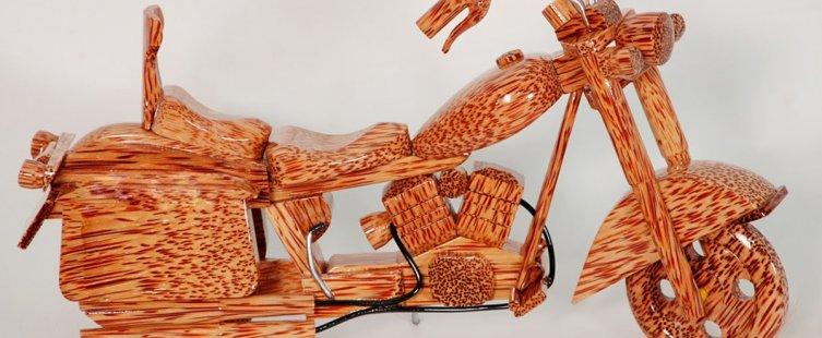 Mỹ nghệ dừa Bến Tre – Sản phẩm tinh hoa độc đáo đầy tính nghệ thuật