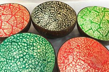 Khám phá 3 siêu phẩm thủ công mỹ nghệ làm từ dừa Bến Tre cực HOT
