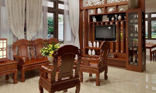 Bật mí 5 cách lựa chọn vách ngăn gỗ phòng khách và bếp cực kỳ chất lượng