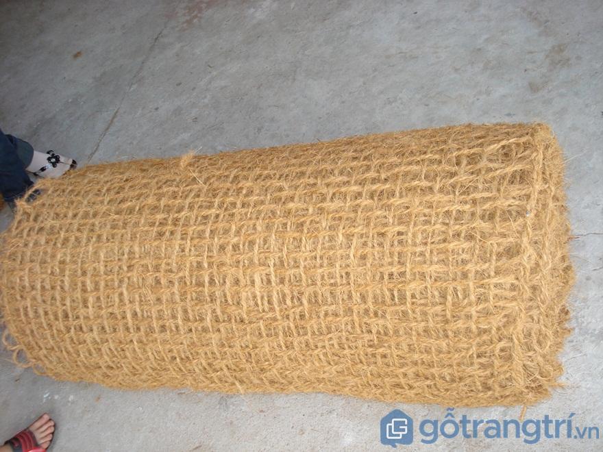 Lưới xơ dừa - Ảnh: Internet
