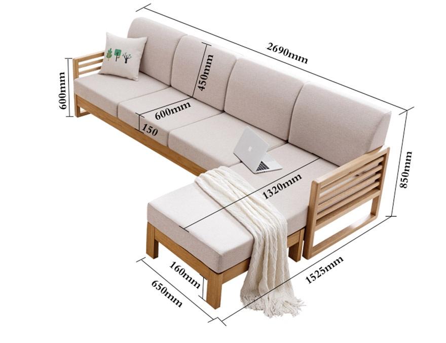 Thông tin chi tiết về ghế sofa gia đình thiết kế đẹp hiện đại GHS-8320