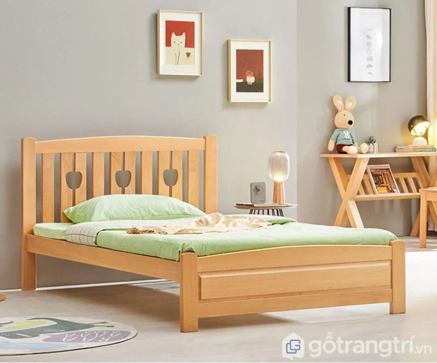 Giường gỗ đẹp