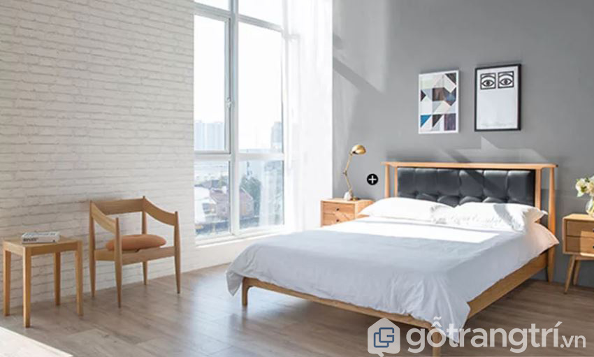 Giường gỗ Hà Nội