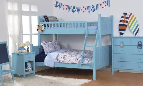 Giường tầng gỗ tự nhiên và lời khuyên vàng cho mọi nhà