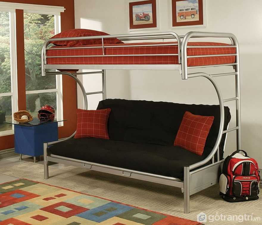 Giường tầng là gì? Ưu điểm nổi bật của giường tầng hiện nay - Ảnh: Internet