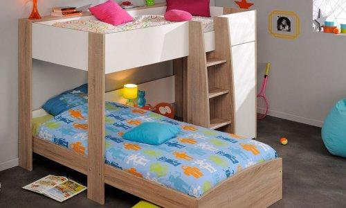 Giường tầng là gì? Ưu điểm nổi bật của giường tầng hiện nay