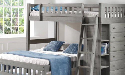 """Cẩm nang chọn giường tầng cho người lớn """"độc nhất vô nhị"""""""