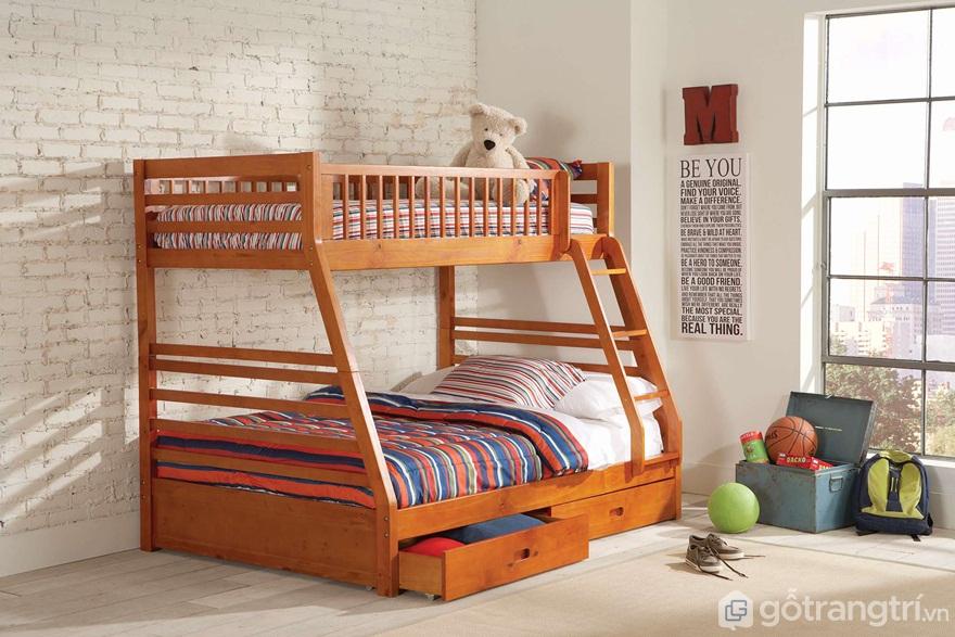 """Cẩm nang chọn giường tầng cho người lớn """"độc nhất vô nhị"""" - Ảnh: Internet"""