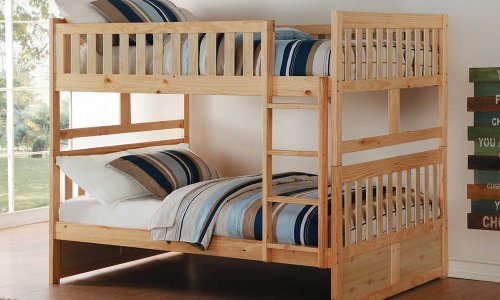 Giường tầng gỗ người lớn - Sự lựa chọn thông minh cho gia đình
