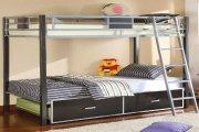 Đã mắt với những mẫu thiết kế giường tầng sắt đẹp như mơ