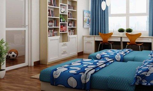 [Hỏi đáp]: Có nên kê 2 giường trong phòng ngủ không?
