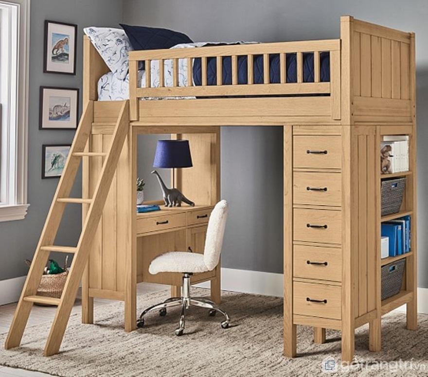 Chọn dát giường tầng phải chắc chắn - Ảnh: Internet