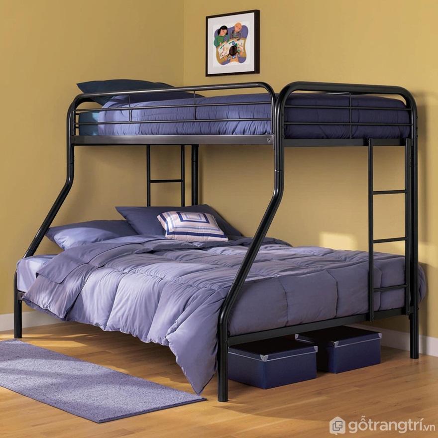 Phân loại giường tầng cho người lớn hiện nay - Ảnh: Internet