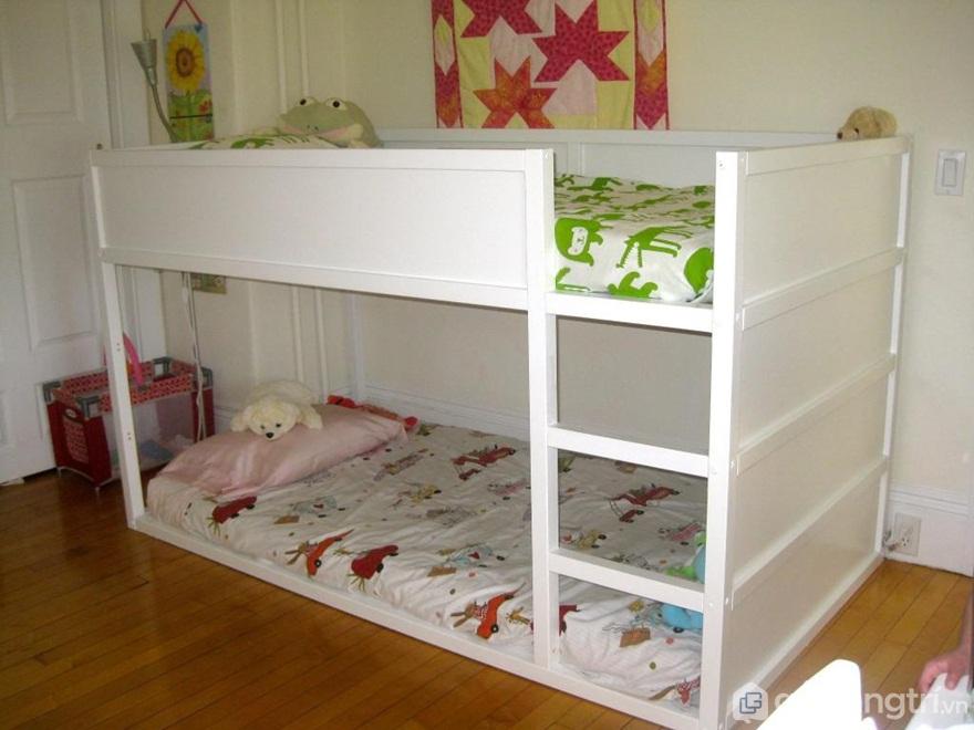 Kích thước giường tầng cho gia đình - Ảnh: Internet