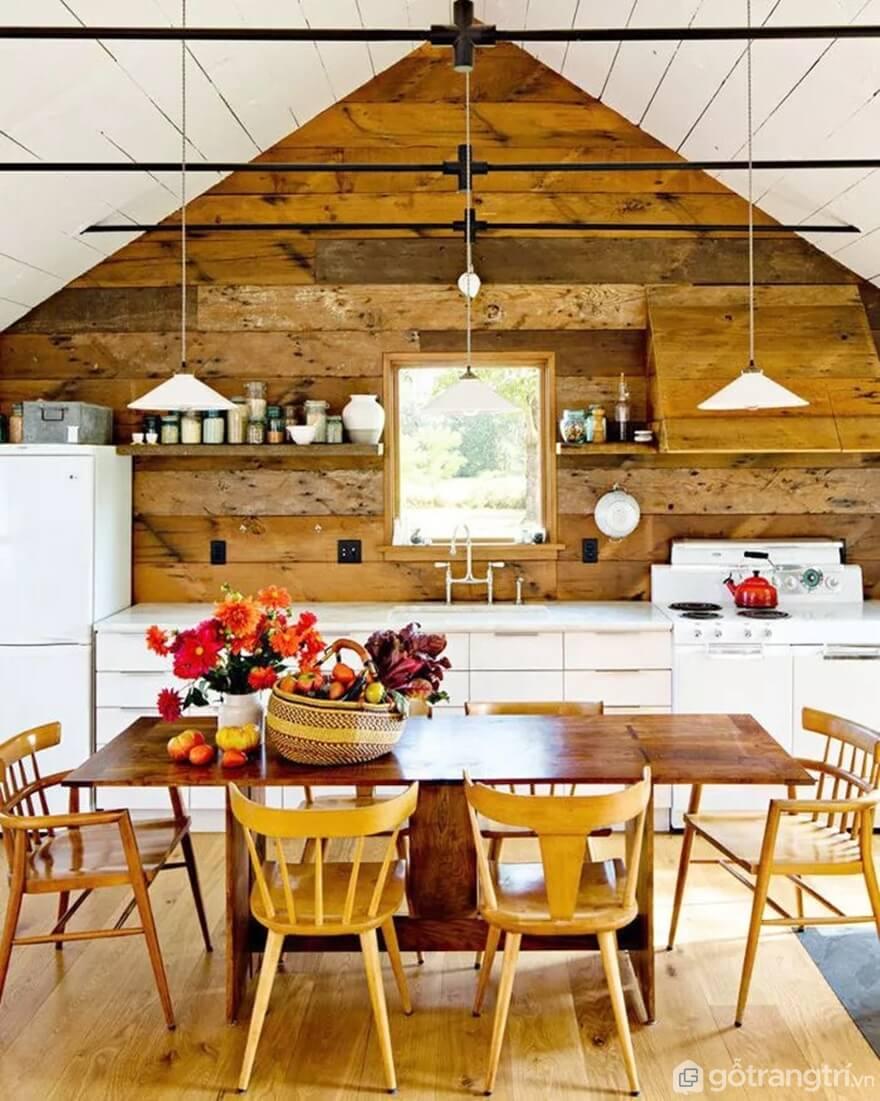 5 ý tưởng thiết kế tuyệt vời dành riêng cho nhà bếp nhỏ hiện đại - Ảnh: Internet