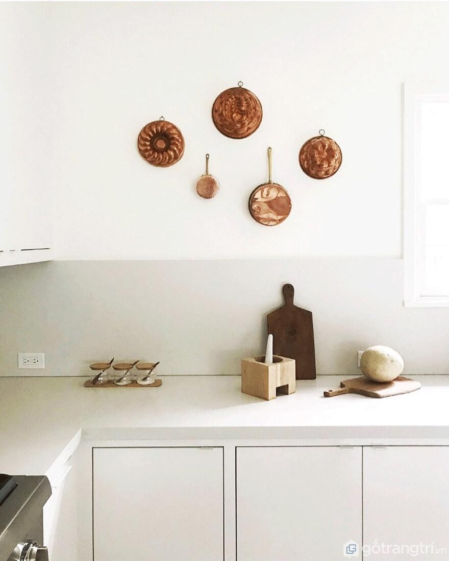 Mẫu 24: Nhà bếp nhỏ đẹp - Ảnh: Internet