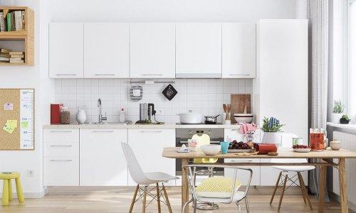 [Mách nhỏ]: 6 cách bài trí nội thất phòng bếp đẹp đến rụng rời con tim