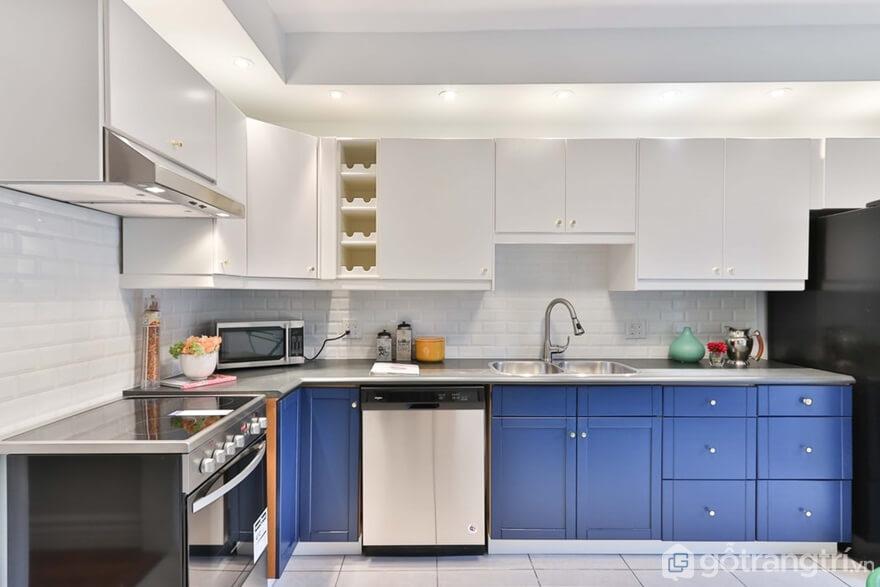 Cập nhật 3 xu hướng thiết kế phòng bếp đẹp cho xuân thu 2019 - Ảnh: Internet