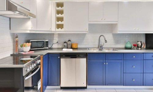 Cập nhật 5 xu hướng thiết kế phòng bếp đẹp cho xuân thu 2019