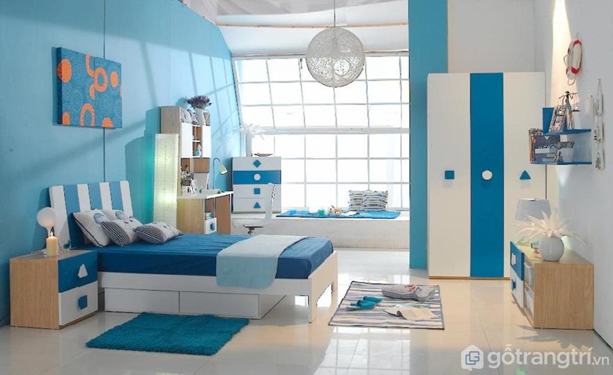 Phong thủy giường ngủ vợ chồng và những điều cần phải biết? - Ảnh: Interent