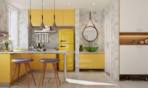 TOP 5 xu hướng thiết kế phòng bếp cực đẹp làm siêu lòng phái đẹp